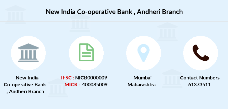 New-india-co-op-bank Andheri branch