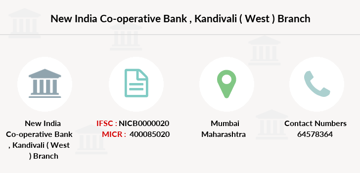 New-india-co-op-bank Kandivali-west branch