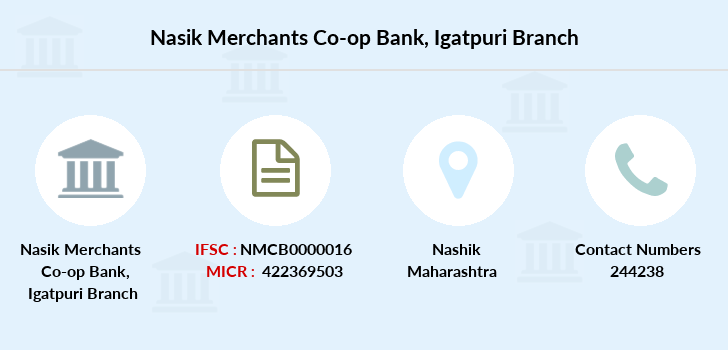 Nasik-merchants-co-op-bank Igatpuri branch