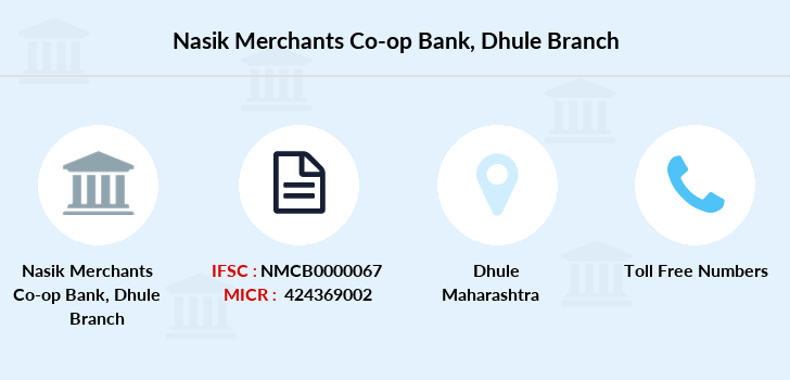 Nasik-merchants-co-op-bank Dhule branch