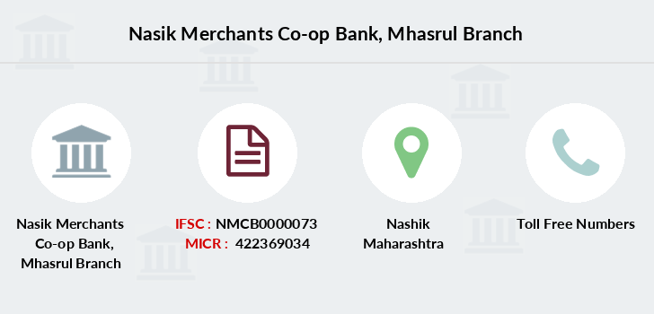 Nasik-merchants-co-op-bank Mhasrul branch