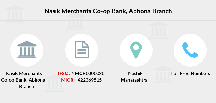 Nasik-merchants-co-op-bank Abhona branch