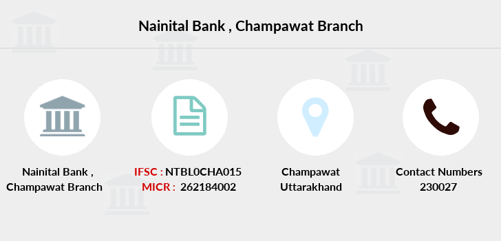 Nainital-bank Champawat branch