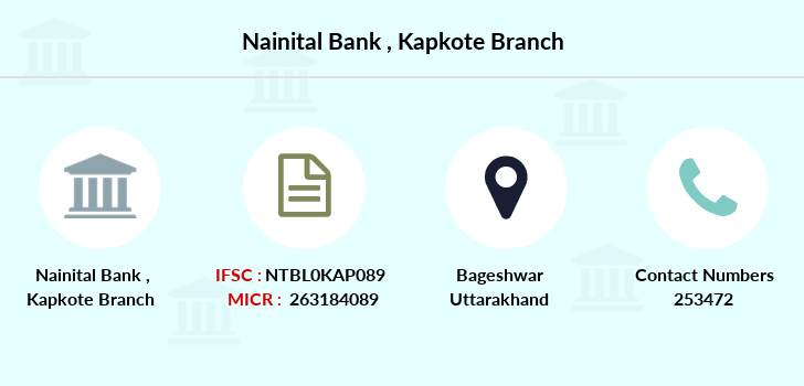 Nainital-bank Kapkote branch