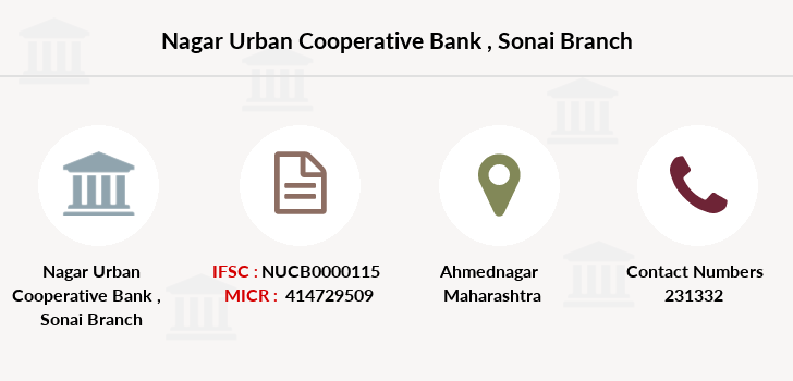 Nagar-urban-cooperative-bank Sonai branch