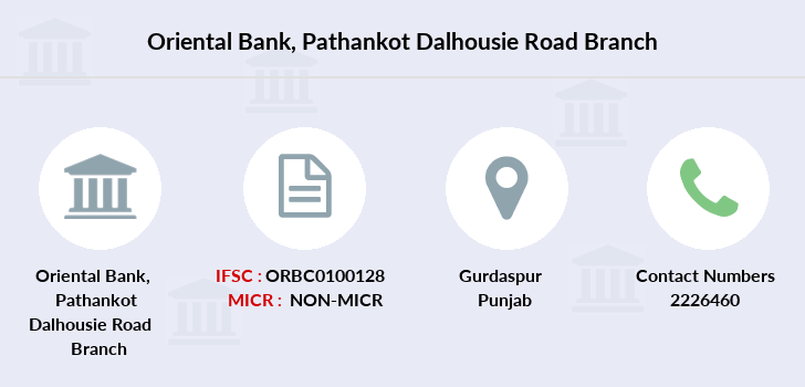 Oriental-bank-of-commerce Pathankot-dalhousie-road branch