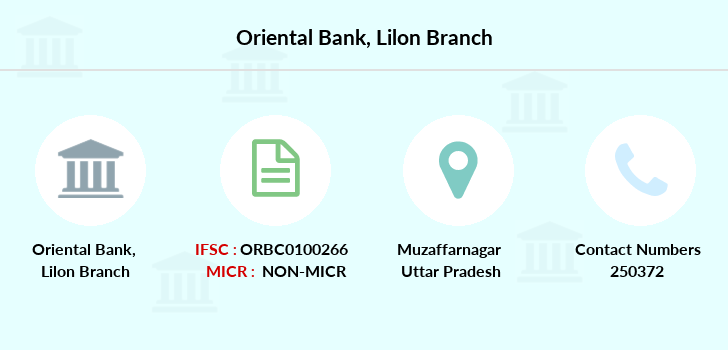 Oriental-bank-of-commerce Lilon branch