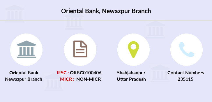 Oriental-bank-of-commerce Newazpur branch