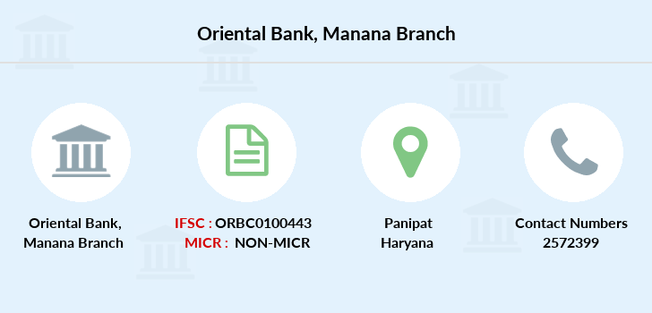 Oriental-bank-of-commerce Manana branch