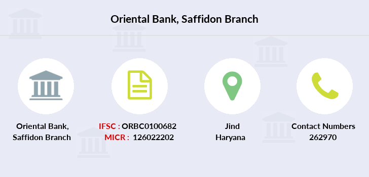 Oriental-bank-of-commerce Saffidon branch