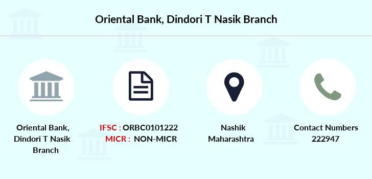 Oriental-bank-of-commerce Dindori-nasik branch