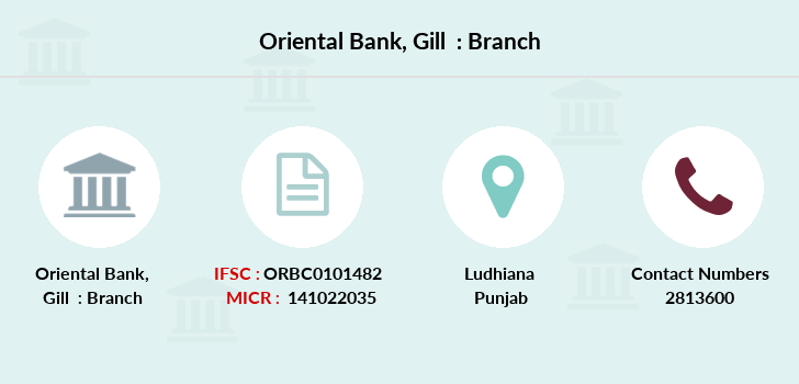 Oriental-bank-of-commerce Gill branch