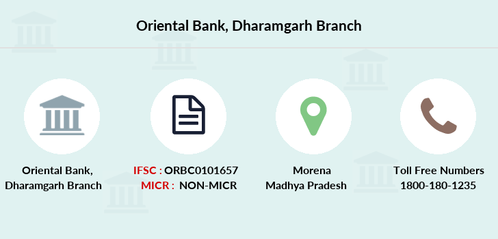 Oriental-bank-of-commerce Dharamgarh branch
