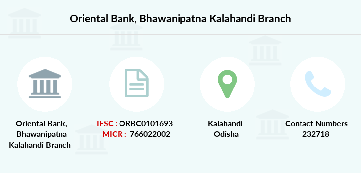 Oriental-bank-of-commerce Bhawanipatna-kalahandi branch