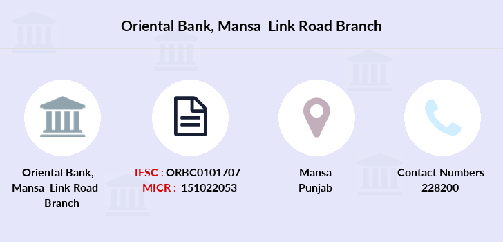 Oriental-bank-of-commerce Mansa-link-road branch