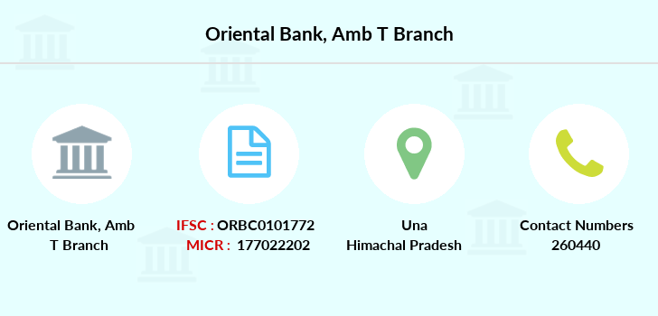 Oriental-bank-of-commerce Amb-t branch