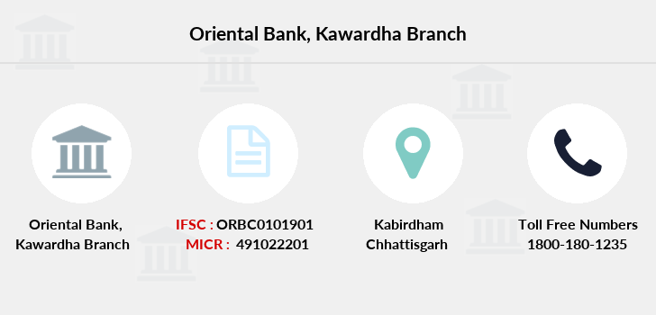 Oriental-bank-of-commerce Kawardha branch