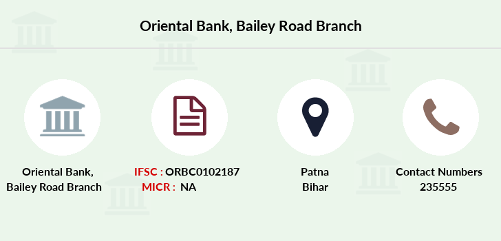 Oriental-bank-of-commerce Bailey-road branch