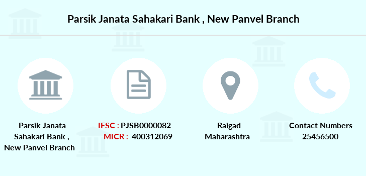 Parsik-janata-sahakari-bank New-panvel branch