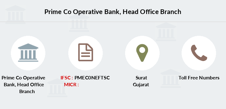 Prime-co-operative-bank Head-office branch