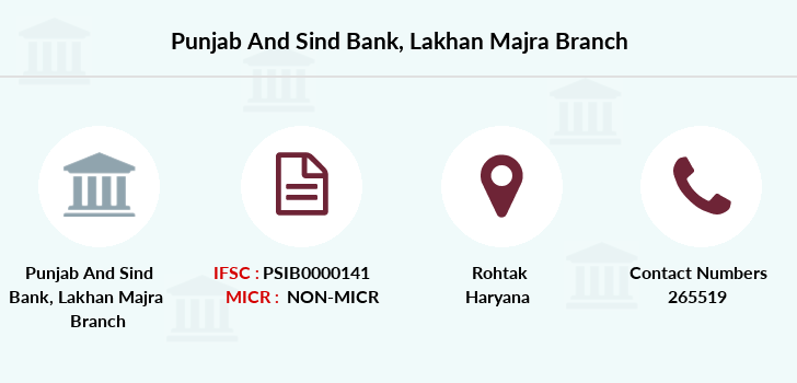Punjab-and-sind-bank Lakhan-majra branch
