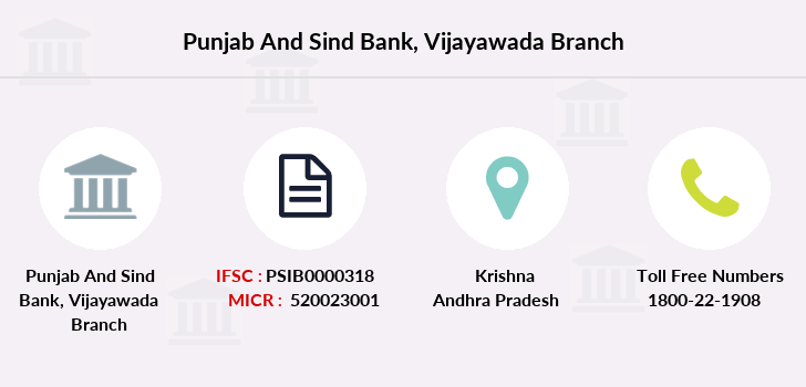 Punjab-and-sind-bank Vijayawada branch