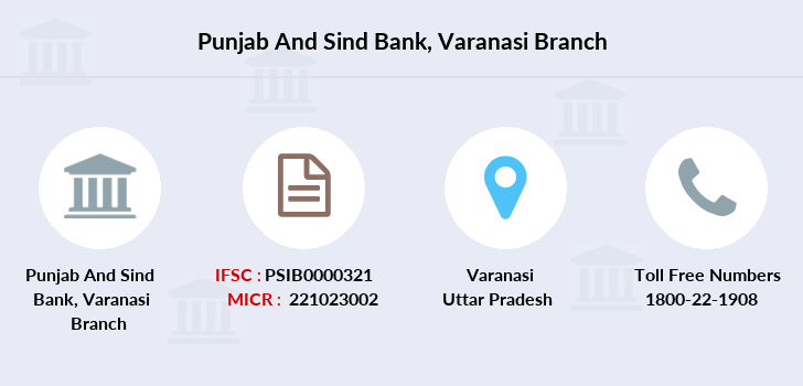 Punjab-and-sind-bank Varanasi branch
