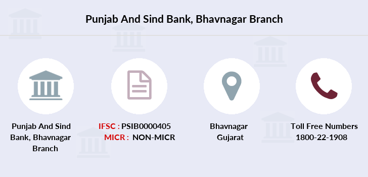 Punjab-and-sind-bank Bhavnagar branch