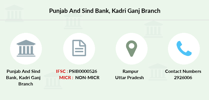 Punjab-and-sind-bank Kadri-ganj branch