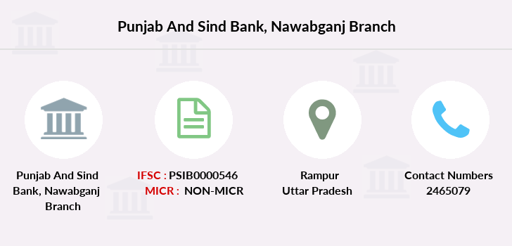 Punjab-and-sind-bank Nawabganj branch