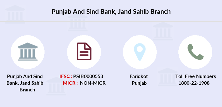 Punjab-and-sind-bank Jand-sahib branch