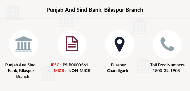 Punjab-and-sind-bank Bilaspur branch