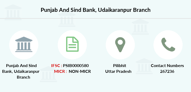 Punjab-and-sind-bank Udaikaranpur branch