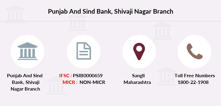 Punjab-and-sind-bank Shivaji-nagar-sangli branch