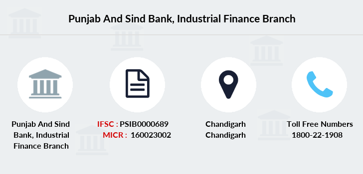 Punjab-and-sind-bank Industrial-finance branch