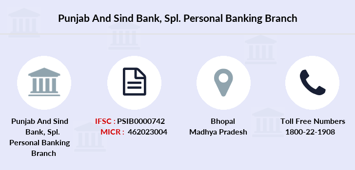 Punjab-and-sind-bank Spl-personal-banking branch