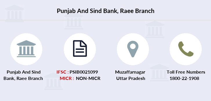 Punjab-and-sind-bank Raee branch