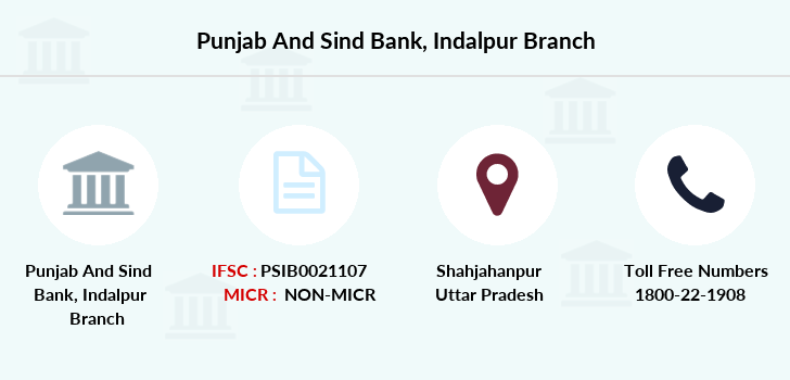 Punjab-and-sind-bank Indalpur branch