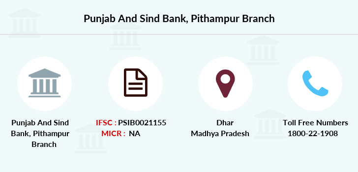 Punjab-and-sind-bank Pithampur branch
