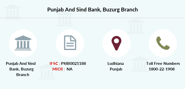 Punjab-and-sind-bank Buzurg branch