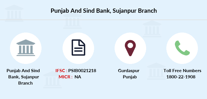 Punjab-and-sind-bank Sujanpur branch
