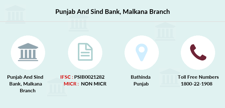 Punjab-and-sind-bank Malkana branch
