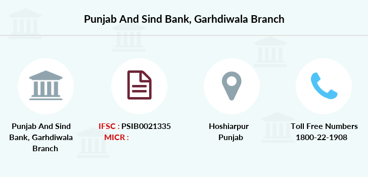 Punjab-and-sind-bank Garhdiwala branch