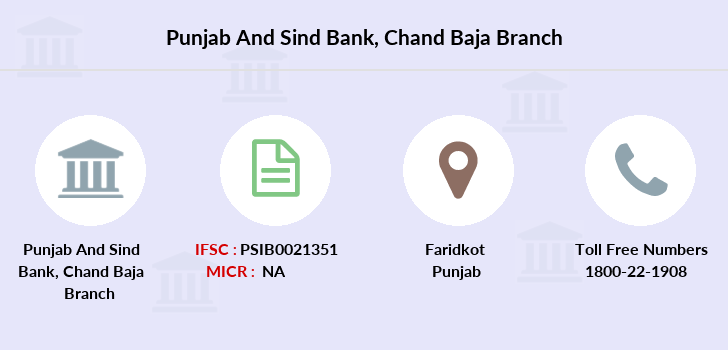 Punjab-and-sind-bank Chand-baja branch