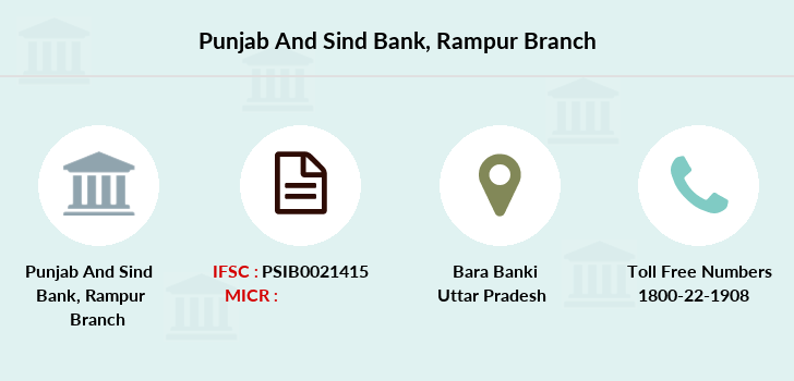 Punjab-and-sind-bank Rampur branch
