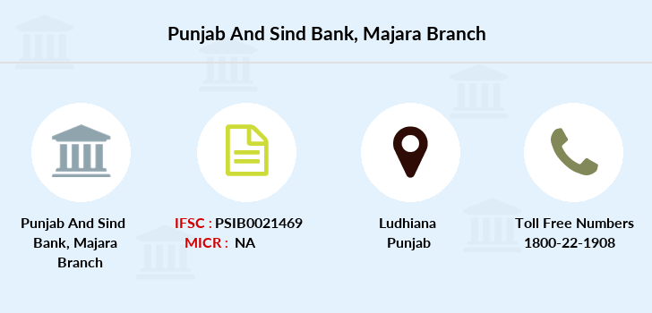 Punjab-and-sind-bank Majara branch