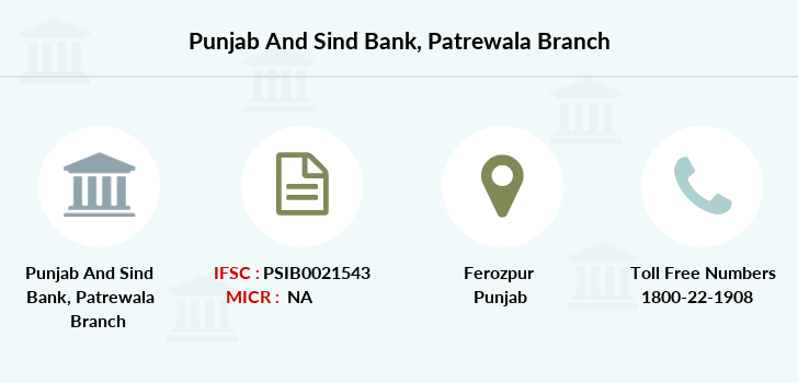 Punjab-and-sind-bank Patrewala branch