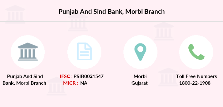 Punjab-and-sind-bank Morbi branch