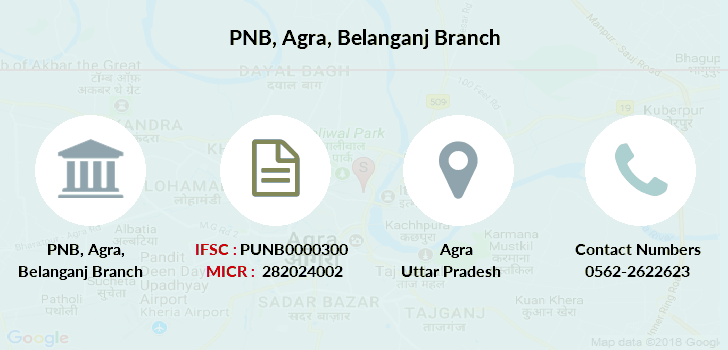 Punjab-national-bank Agra-belanganj branch