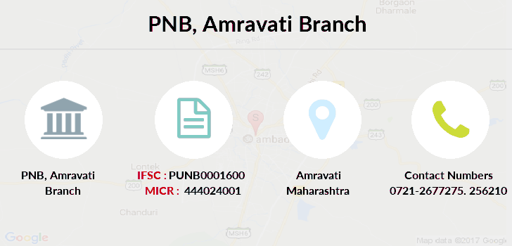 Punjab-national-bank Amravati branch